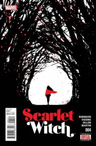 Scarlet Witch (2nd Series) 2015- #4
