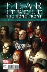 Fear Itself: Home Front 2011 #1