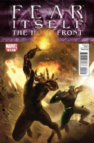 Fear Itself: Home Front 2011 #2