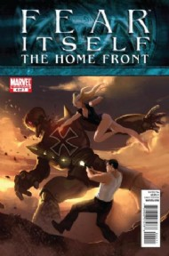Fear Itself: Home Front 2011 #4