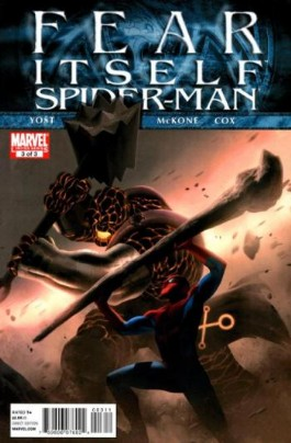 Fear Itself: Spider-Man #3