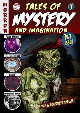 Tales of Mystery and Imagination  #1