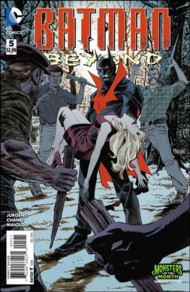 Batman Beyond 2015 - #5