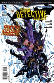 Batman Detective Comics 2011 - #21