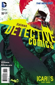 Batman Detective Comics 2011 - #32