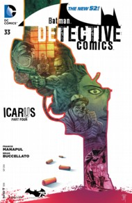 Batman Detective Comics 2011 - #33