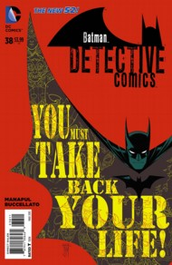 Batman Detective Comics 2011 - #38
