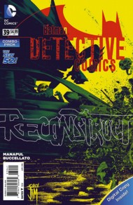 Batman Detective Comics 2011 - #39