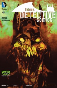 Batman Detective Comics 2011 - #45