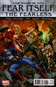Fear Itself: the Fearless 2011 #1