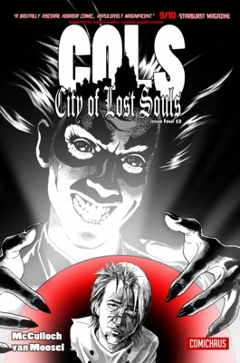 City of Lost Souls #4