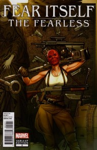 Fear Itself: the Fearless 2011 #2