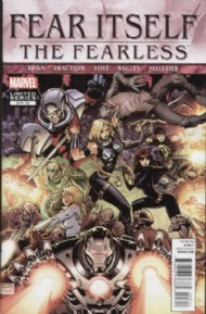 Fear Itself: the Fearless 2011 #3