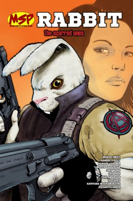 Rabbit: The Scarred Ones #1