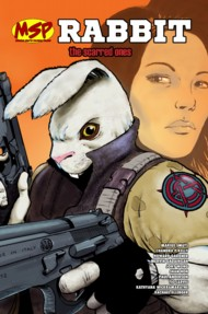 Rabbit: The Scarred Ones 2016 #1