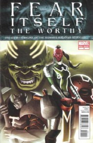 Fear Itself: the Worthy 2011 #1