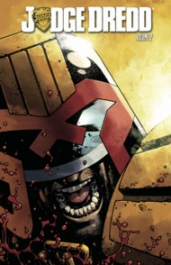 Judge Dredd (IDW) 2013 Vol.2