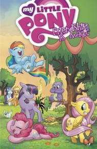 My Little Pony: Friendship Is Magic 2012 Vol.1