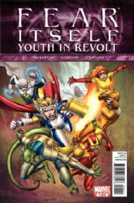 Fear Itself: Youth in Revolt 2011 #1