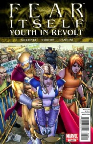 Fear Itself: Youth in Revolt 2011 #2
