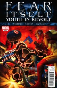 Fear Itself: Youth in Revolt 2011 #3