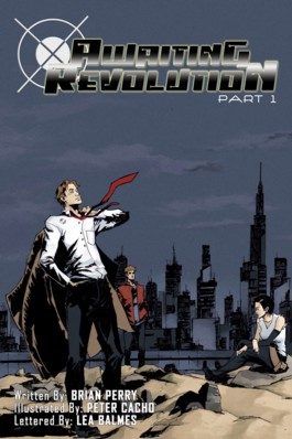 Awaiting Revolution Vol.1 #1