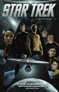 Star Trek (IDW Series) 2011- Vol.1