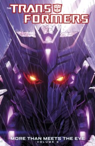 Transformers: More Than Meets the Eye 2012- Vol.2