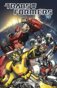 Transformers: Robots in Disguise 2012-2015 Vol.1