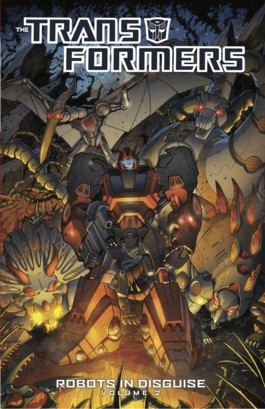 Transformers: Robots in Disguise Vol.2