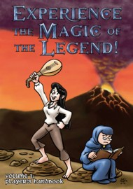 Experience the Magic of the Legend!  #1