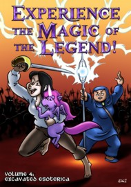 Experience the Magic of the Legend!  #4
