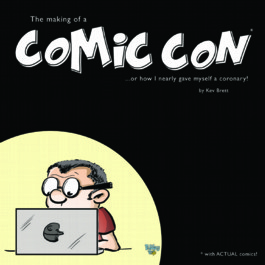 The Making of a Comic Con #0