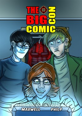 The Big Comic Con  #0