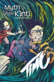 Myth of the K'inti  Vol.1 #1