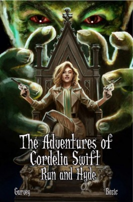 The Adventures of Cordelia Swift #1