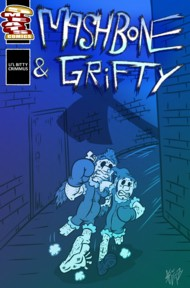 Mashbone & Grifty 2016-present Vol.1 #3