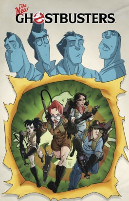 Ghostbusters (IDW) Vol.5 #0
