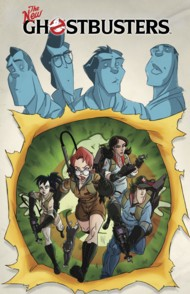 Ghostbusters (IDW) 2012 Vol.5 #0