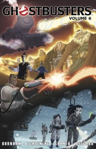 Ghostbusters (IDW) 2012 Vol.6 #0