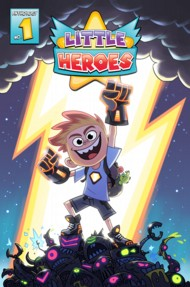 Little Heroes Comics Charity Anthology  #1
