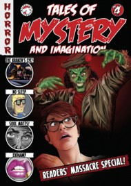 Tales of Mystery and Imagination  #4