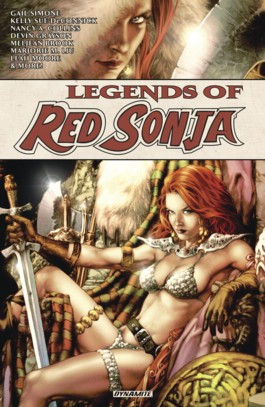 Legends of Red Sonja Vol.1