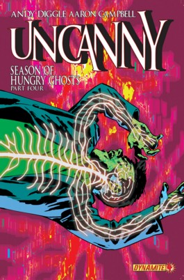 Uncanny (Season 1) 2013 - Vol.1 #4