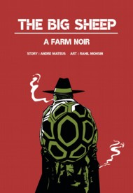 The Big Sheep: A Farm Noir  #0