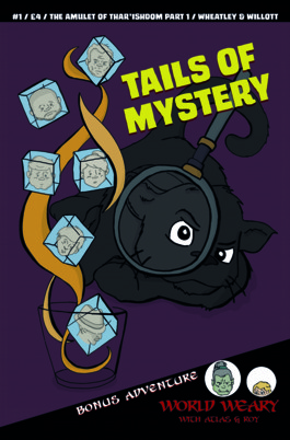 Tails of Mystery Vol.1 #1