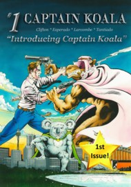 Captain Koala 1992 - Ongoing #1