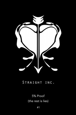Straight .INC Vol.1 #1