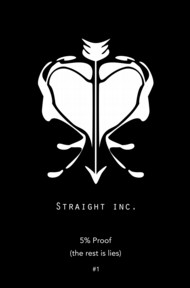 Straight .INC 2017 Vol.1 #1