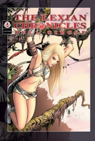 The Lexian Chronicles - Omnibus